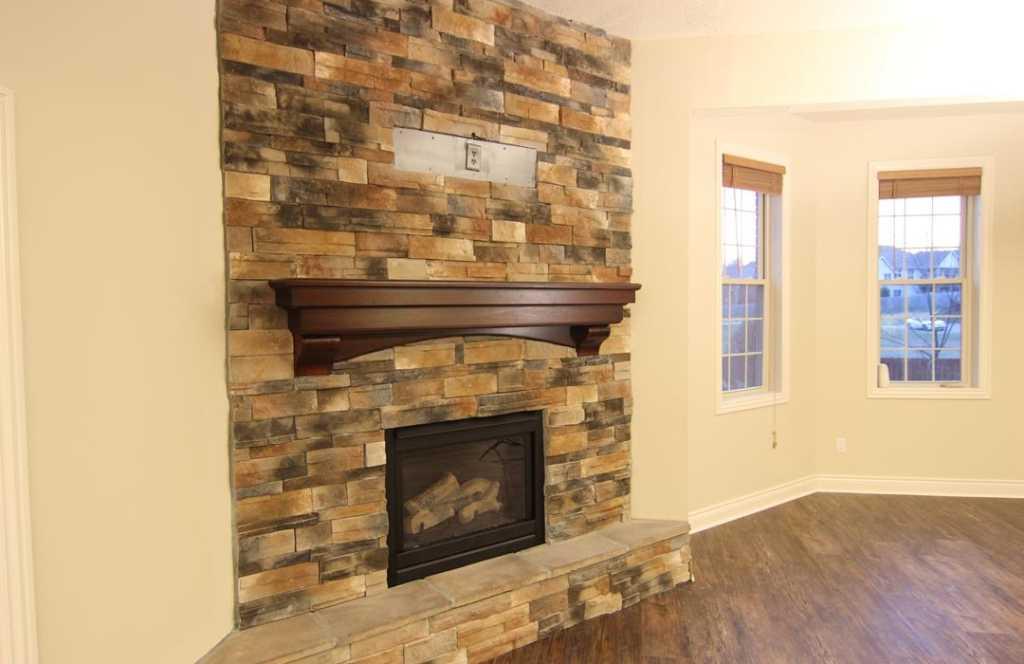 Fireplace-mantel-basement