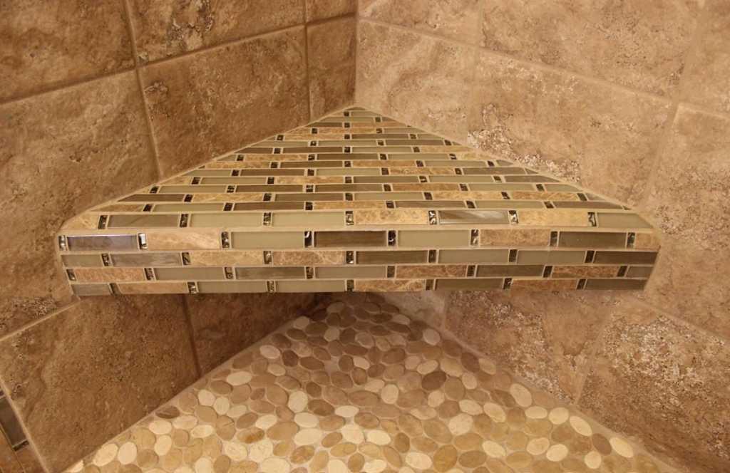 Shower-seat